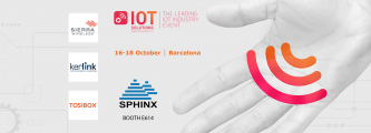 SPHINX and its partners in  IoT Solutions World Congress